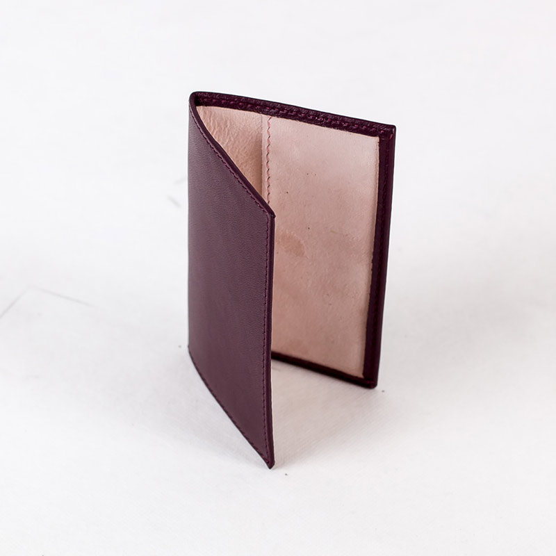 Business card holders – BORDEAUX PINK