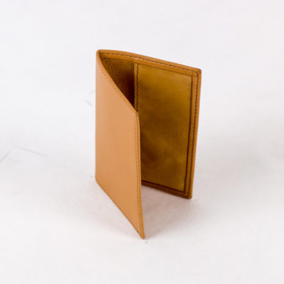 Business card holders - TOBACCO