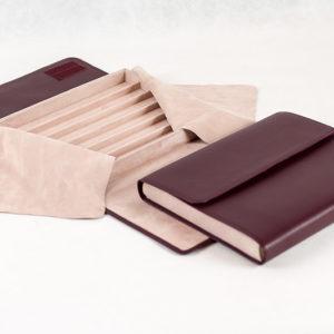 Bracelets pouches23,5x19- BORDEAUX PINK