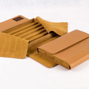 Bracelets pouches23,5x19- TOBACCO