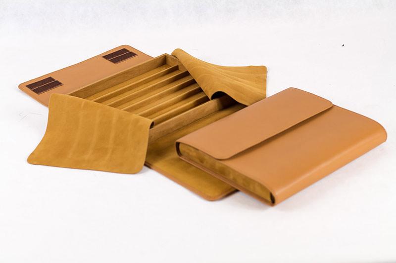 Busta 23,5×19 per bracciali – TABACCO