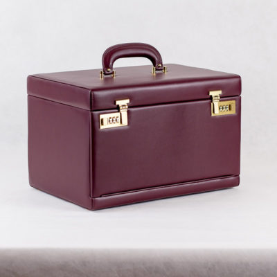 Suitcase 36x25 - BORDEAUX PINK