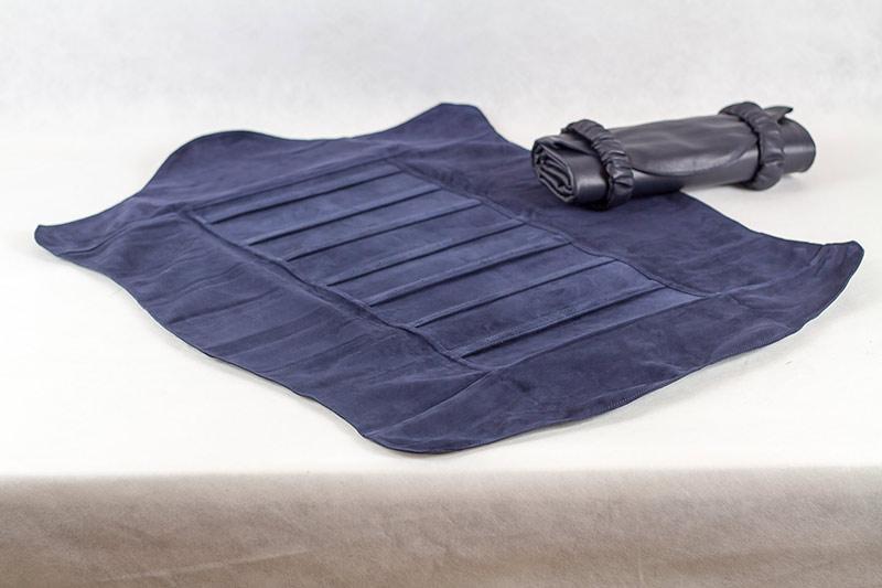 Rotolo PIC formato pelle per bracciali – BLU